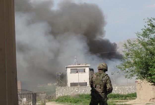 Afganistan'da intihar saldırı: 9 ölü