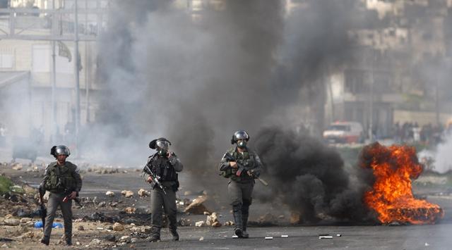 Mescid-i Aksa'da çatışma: 3 Türk yaralandı