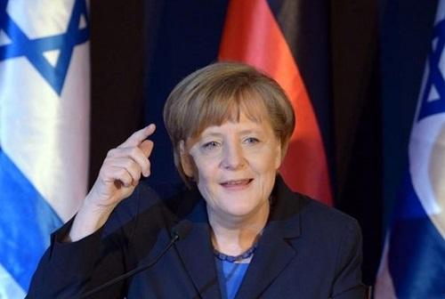 Merkel, İsrail'i boykot çağrısına karşı çıktı
