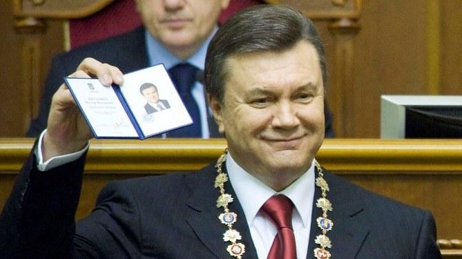 Yanukoviç'in İsviçre hesapları donduruluyor