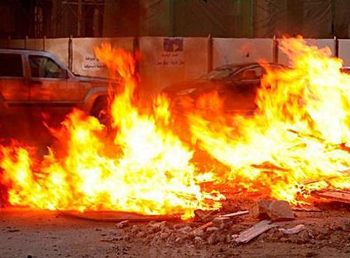 Libya'da silahlı saldırı: 2 ölü