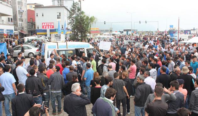 Hopa olayları davasında 37 kişiye beraat