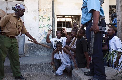 Kenya'da 500'den fazla kişi tutuklandı