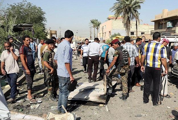 Musul'da çatışmalar: 13 ölü