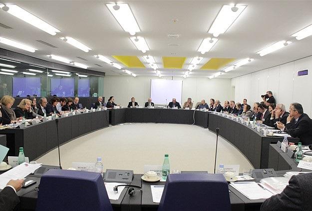 Türkiye-AB Parlamento Komisyonu'nda tartışma iddiası