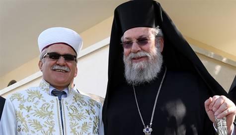 Kıbrıs'ta din adamları çözüm için çalışacak