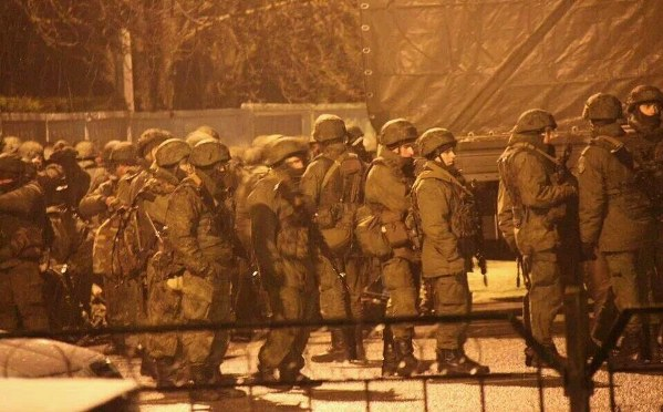 Rusya'dan Kırım'a operasyon sinyali