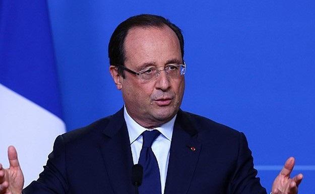 Hollande Orta Afrika'da