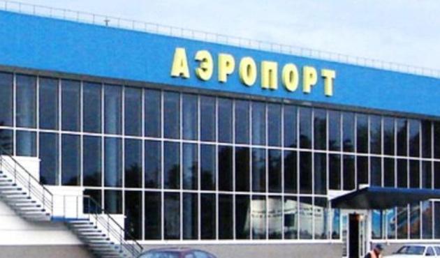 Simferopol havaalanı yeniden işgal edildi
