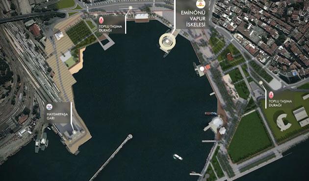 Topbaş, Kadıköy Meydan Projesini açıkladı-VİDEO