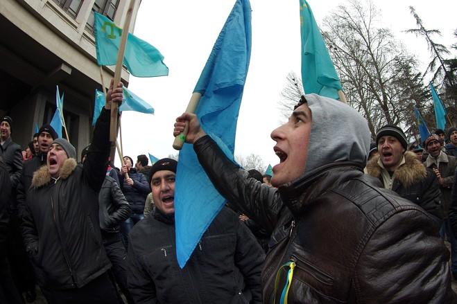 Kırım Tatarları yeni hükümeti tanımıyor