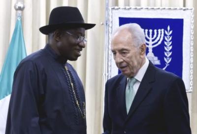 İsrail'le Nijerya tarım anlaşması imzaladı