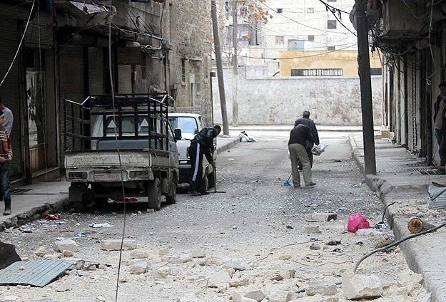 Suriye'de 53 kişi öldürüldü