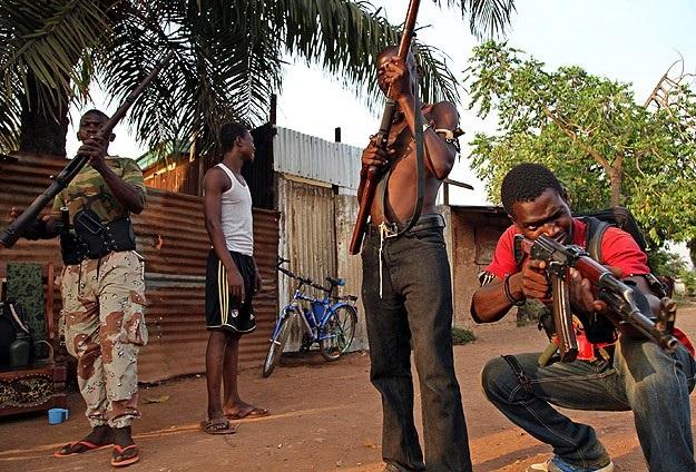 Orta Afrika'da 4 Seleka üyesi öldürüldü