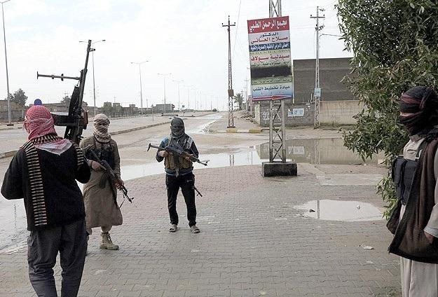 Irak'tan 'IŞİD' operasyonu: 52 ölü
