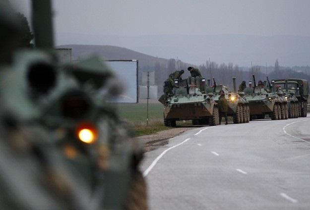 Sivastopol'da olağandışı hareketlilik yok