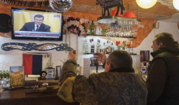Üç Avrupa ülkesi Yanukoviç'in hesaplarını dondurdu