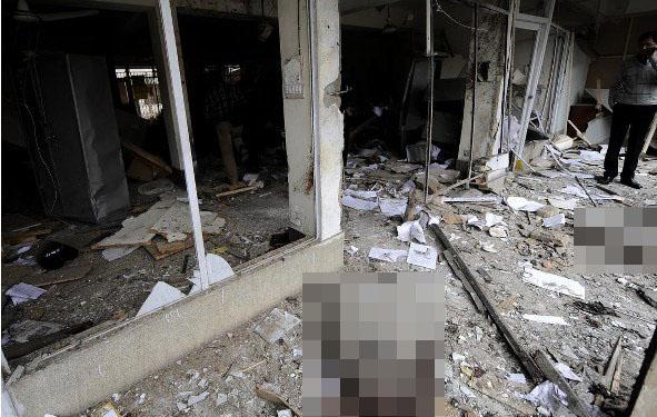 Pakistan'daki saldırıyı Ahrarül Hind grubu üstlendi