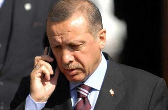 Erdoğan'dan Başbuğ'a 'geçmiş olsun' telefonu