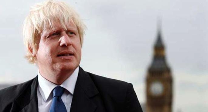 İngiltere'nin yeni Dışişleri Bakanı Boris Johnson oldu