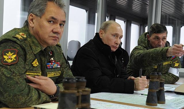 Rusya'dan dünyaya göz dağı, balistik füze denedi