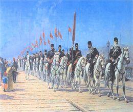 Batılılaşmayı başlatan padişah orduya İngiliz Fransız marşları ile talim yaptırmıştı
