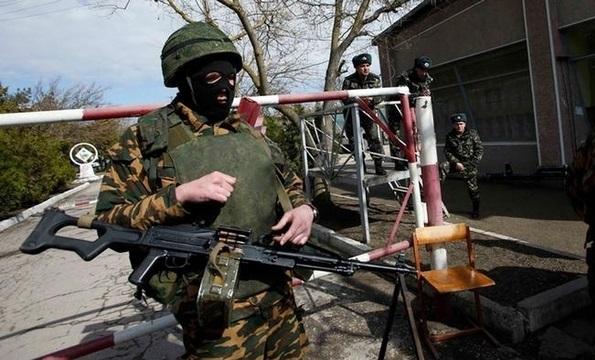 'Kırım'da 20 bin Rus askeri var'