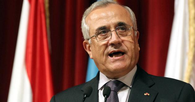 Lübnan'a destek konferansı yapıldı