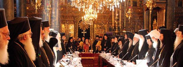 Ortodoks patrikler İstanbul'da toplandı
