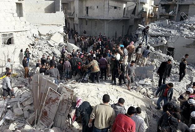 'Seninleyiz Suriye' kampanyası başlıyor