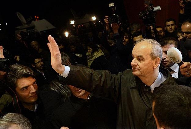 Başbuğ, tahliyesinin ardından Fenerbahçe Orduevi'ne gitti