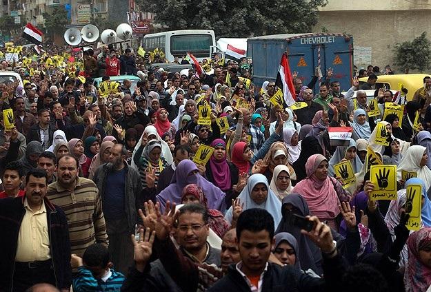 Mısır'daki gösterilerde ölü sayısı 7'ye yükseldi