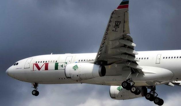 Iraklı bakan, oğlunun binemediği Lübnan uçağını dönüşe zorladı