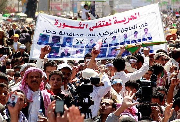 Yemen'de 'adalet için' gösteriler düzenlendi