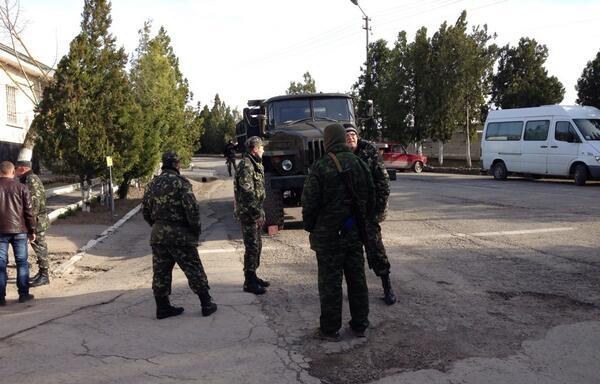 Ukrayna'da 2 gazeteci kaçırıldı