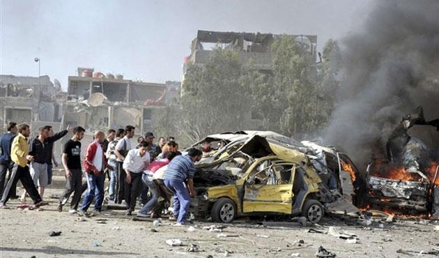 Suriye'de dünün bilançosu: 89 Ölü