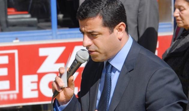 Selahattin Demirtaş'tan Fethiye tepkisi