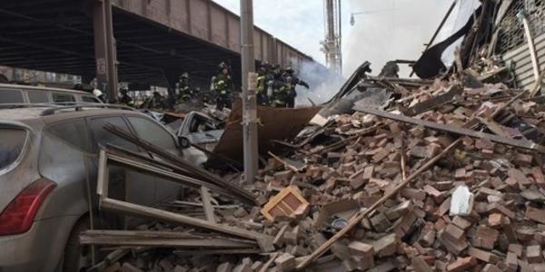 Bağdat'ta patlama: 12 ölü