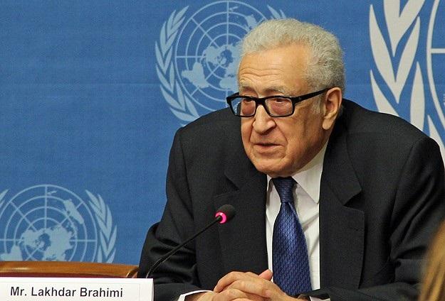 İbrahimi: İran'ın Suriye teklifi değerlendirilmeli