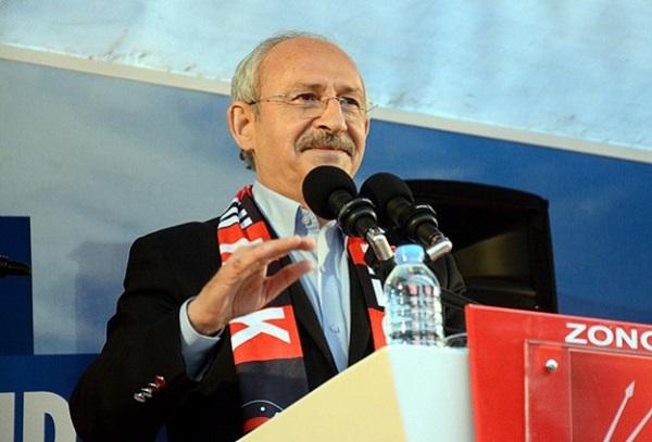 Kılıçdaroğlu, Menderes'e atılan iftirayı yine unuttu