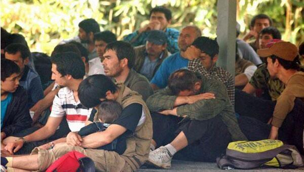 Tayland'a Uygur mülteci ikazı: Çin'e verme!