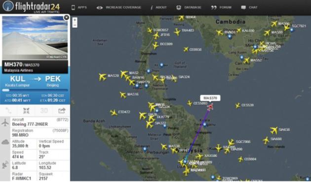 Malezya'nın kayıp uçağıyla ilgili yeni gelişmeler