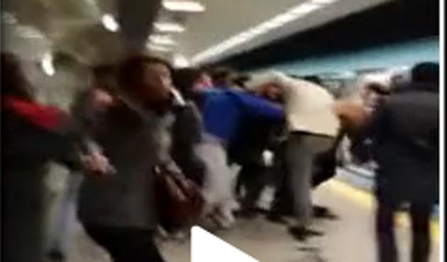 Malatya'da üniversite öğrencileri arasında kavga