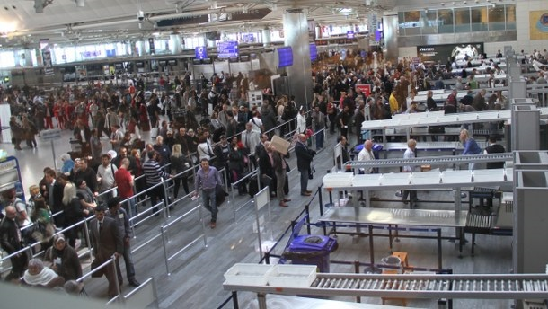 Atatürk Havalimanı'nda silahlı kavga