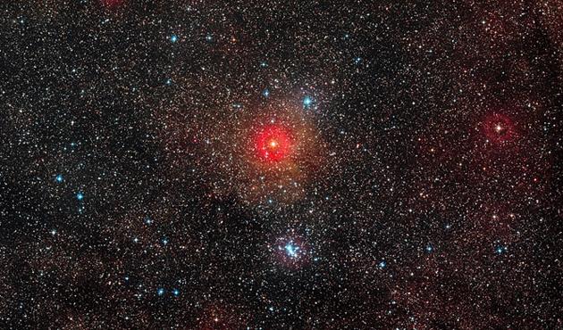 Evrenin şimdilik en büyük yıldızı keşfedildi
