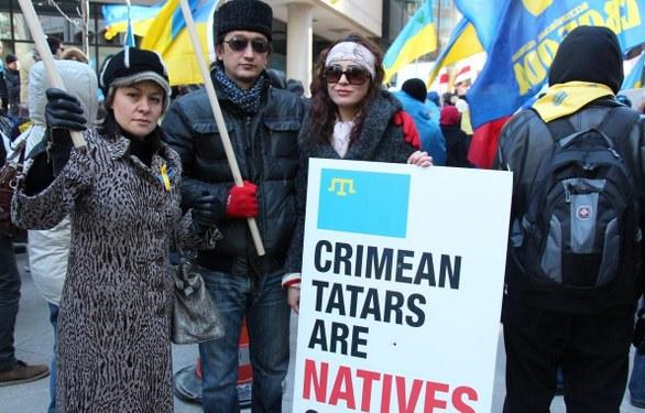 Kırım'daki referanduma yüzde 97 evet