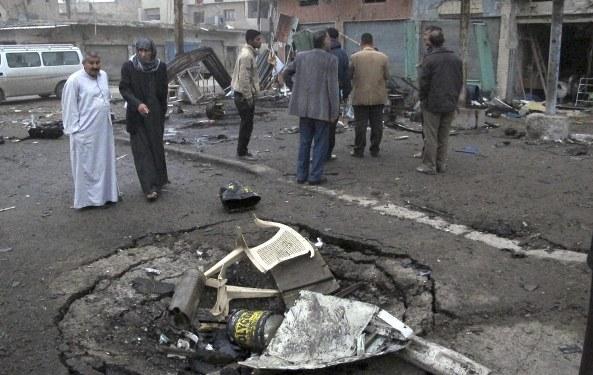 Irak'ta patlamalar: 5 ölü, 17 yaralı