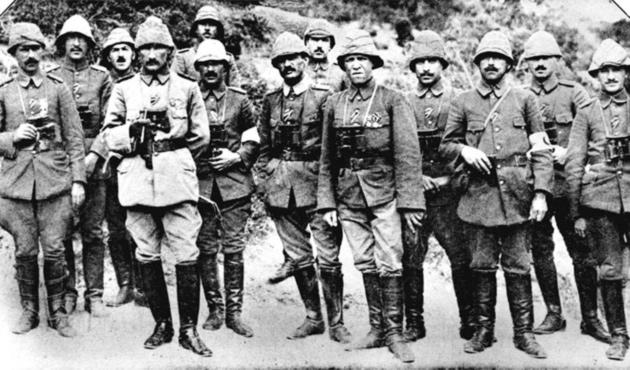 Mustafa Kemal'in 18 Mart Çanakkale raporu