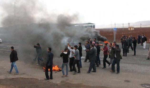 Şanlıurfa'da eylem gerginliği