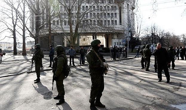 Ukraynalı bakanların Kırım'a girişine izin verilmedi